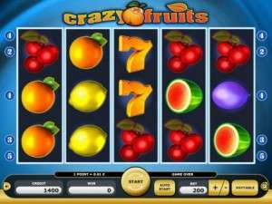 слоты онлайн crazy fruit