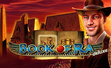 автомат Book of Ra HD бесплатно
