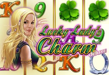 lucky lady s charm deluxe игровой автомат